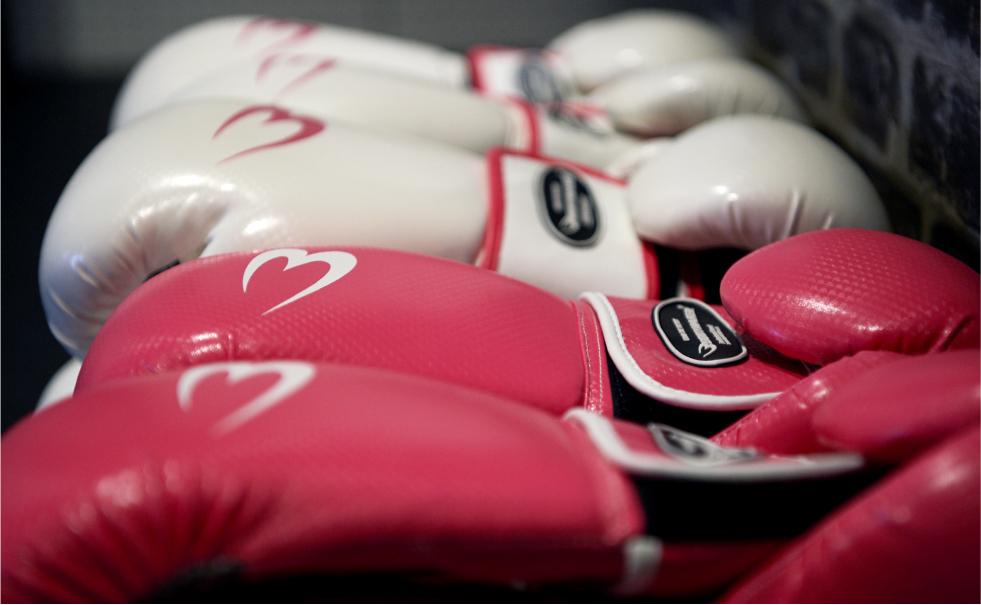 女性が楽しめるキックボクシング